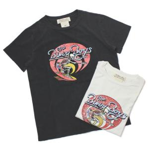 レミレリーフ / REMI RELIEF / Bikini スカル スペシャル加工 Tシャツ / 返品・交換可能|luccicare