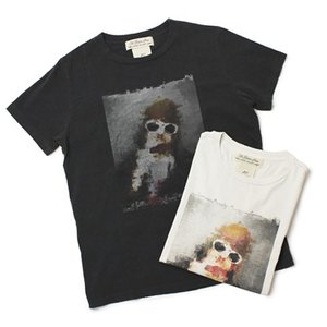 レミレリーフ / REMI RELIEF / メガネ スペシャル加工 Tシャツ / 返品・交換可能|luccicare