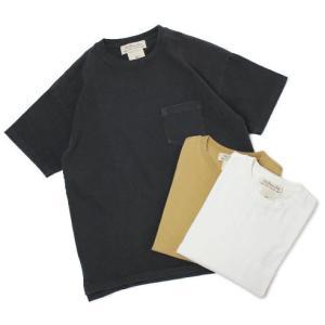 レミレリーフ / REMI RELIEF / 16/- 天竺 クルーネック ポケット Tシャツ / 返品・交換可能|luccicare