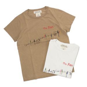 レミレリーフ / REMI RELIEF / The Fan スペシャル加工 Tシャツ / 返品・交換可能|luccicare