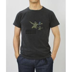レミレリーフ / REMI RELIEF / HOMOVANA スペシャル加工 Tシャツ / 返品・交換可能|luccicare|03