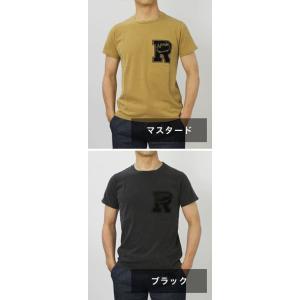 レミレリーフ / REMI RELIEF / R スペシャル加工 Tシャツ / 返品・交換可能|luccicare|07