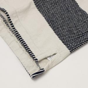 レミレリーフ / REMI RELIEF / インディゴ 太ボーダー 半袖 Tシャツ / 返品・交換可能|luccicare|05