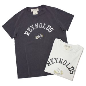 レミレリーフ / REMI RELIEF / REYNOLDA スペシャル加工 Tシャツ / 返品・交換可能|luccicare