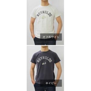 レミレリーフ / REMI RELIEF / REYNOLDA スペシャル加工 Tシャツ / 返品・交換可能|luccicare|09