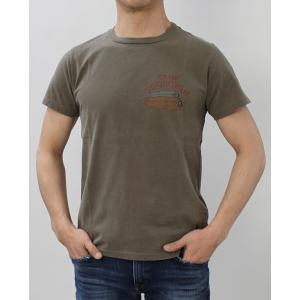 レミレリーフ / REMI RELIEF / CAMP SEQUOYAH スペシャル加工 Tシャツ / 返品・交換可能|luccicare|03
