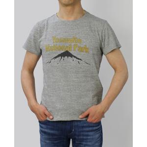 レミレリーフ / REMI RELIEF / yosemite ロゴ リサイクル天竺 スペシャル加工 Tシャツ / 返品・交換可能|luccicare|02
