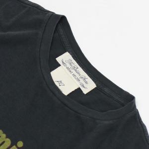 レミレリーフ / REMI RELIEF / yosemite ロゴ リサイクル天竺 スペシャル加工 Tシャツ / 返品・交換可能|luccicare|04