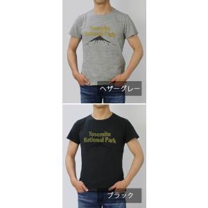 レミレリーフ / REMI RELIEF / yosemite ロゴ リサイクル天竺 スペシャル加工 Tシャツ / 返品・交換可能|luccicare|09