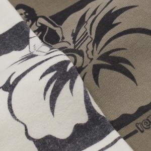 レミレリーフ / REMI RELIEF / 30/- スペシャル加工 天竺 プリント Tシャツ / 返品・交換可能|luccicare|08