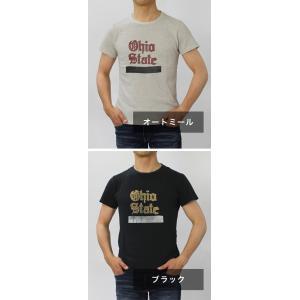 レミレリーフ / REMI RELIEF / 19/- リサイクル 天竺 スペシャル加工 プリント Tシャツ / 返品・交換可能|luccicare|09