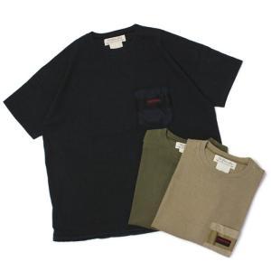 レミレリーフ × ブリーフィング / REMI RELIEF × BRIEFING / スペシャル コラボ 16/ 天竺 半袖 Tシャツ / 返品・交換可能|luccicare