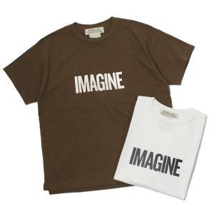 【ネコポス】 レミレリーフ / REMI RELIEF / 16/- 天竺 Tシャツ / IMAGINE / 返品・交換可能|luccicare