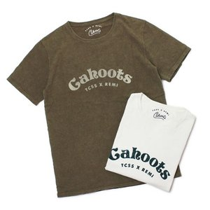 レミレリーフ / TCSS × REMI = CAHOOTS / CAHOOTS コットン Tシャツ / 返品・交換可能 luccicare