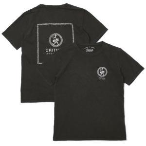 レミレリーフ / TCSS × REMI = CAHOOTS / CRITICAL コットン Tシャツ / 返品・交換可能|luccicare