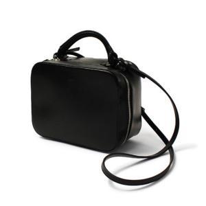 ヤーキ / YAHKI / レザー 2WAY スクエア ショルダー バッグ / 返品・交換可能|luccicare