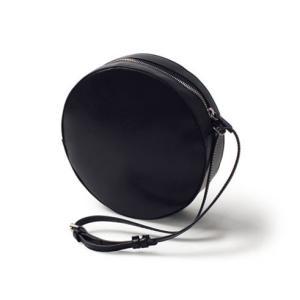ヤーキ / YAHKI / レザー ラウンド ハンド バッグ / 返品・交換可能|luccicare