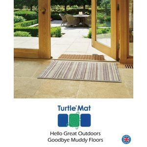 玄関マット ドアマット/洗える/タートルマット/ボタニカ/室内外兼用/60×85cm|lucentmart-interior|10