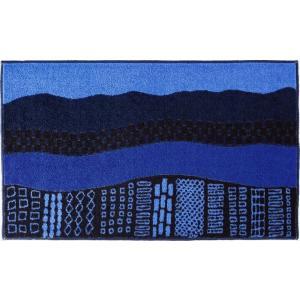 玄関 マット/モダンデザイン/Kobe Muoto コレクション/神戸/45×75cm|lucentmart-interior