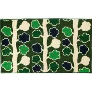 玄関 マット/モダンデザイン/Kobe Muoto コレクション/木/45×75cm|lucentmart-interior