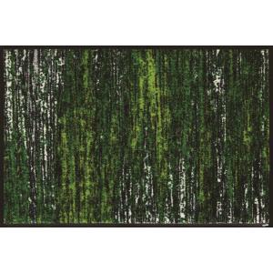 玄関マット ドアマット/ウォッシュ&ドライ/洗える/スクラッチグリーン/50×75cm|lucentmart-interior