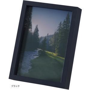 フォトフレーム 写真立て/Mサイズ W14 H19/写真3枚入り/2個セット/3カラー|lucentmart-interior|04