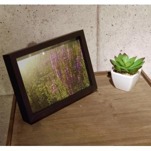 写真立て フォトフレーム/Mサイズ W14 H19/写真3枚入り/3カラー|lucentmart-interior|11