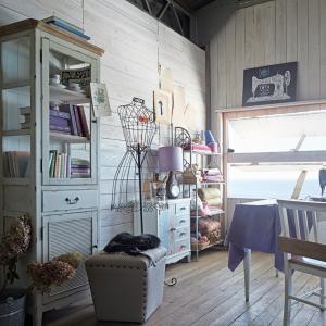 スリム キャビネット/食器棚/フレンチアンティーク/エイジング加工/W56×D39×H185|lucentmart-interior|03
