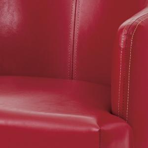 チェア ロビーチェア ダイニングチェア/ソフトレザー張り/W55/1脚/4カラー|lucentmart-interior|14