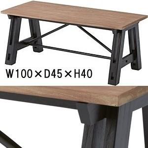 センターテーブル コーヒーテーブル/天然木/アジアンテイスト/W100 D45 H40 lucentmart-interior