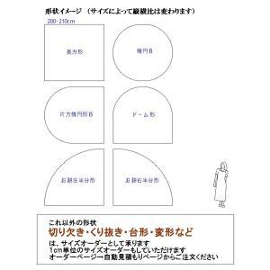 カーペット ラグマット/東リ/ボニーループ/200×210cm 長方形 楕円 他/4色/住宅用|lucentmart-interior|03