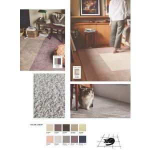 タイルカーペット/東リ 住宅用/スクエア 2400 ソワレ/50×50cm/9色/1枚/10枚以上でご注文|lucentmart-interior|03