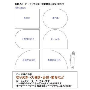 カーペット ラグマット/東リ/マスターフル/180×230cm 長方形 楕円 他/7色/住宅用/日本製|lucentmart-interior|03