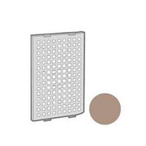 シャープ 加湿空気清浄機用後ろパネルプレフィルター(ベージュ系)適合機種KC-C100-C|lucia0322