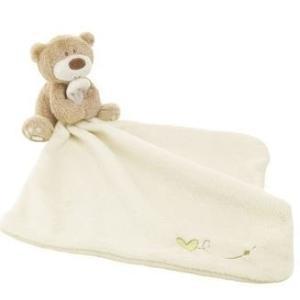 くま さん タオル かわいい 癒し クマ ぬいぐるみ 付 タオルケット 新生児タオル ギフト 出産 祝い 誕生 優しい ふわふわ テディベア|lucia0322