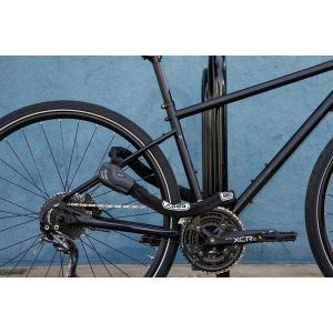 ABUS(アブス) バイク用チェーンロック 110cm グラニットシティチェーンXプラス1060 (...