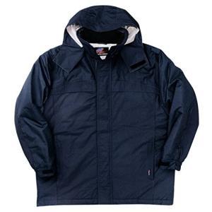 SOWA 防水防寒コート ネイビー Mサイズ 2806|lucia0322