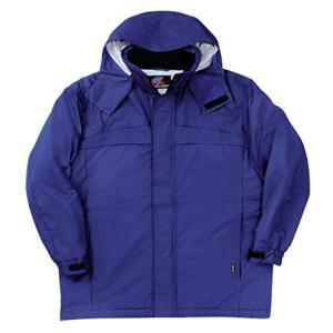 SOWA 防水防寒コート ロイヤルブルー LLサイズ 2806|lucia0322