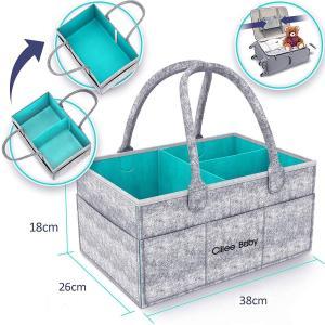 おむつストッカー より丈夫より安心 オムツ収納ケース 折りたたみ 収納ボックス ベビー用品収納バッグ オムツストッカー 赤ちゃん おもちゃ|lucia0322