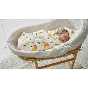 赤ちゃん おくるみ ベビーおくるみ 赤ちゃん布団 ベビー寝袋 コットン100% ふわふわ あったかい 春 秋 冬 寒さ対策 ベビーブランケッ lucia0322