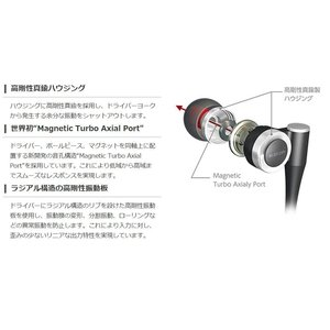 エレコム ハイレゾ対応 ステレオ イヤホン カナル 9.8mm ドライバ ゴールド EHP-CH10...
