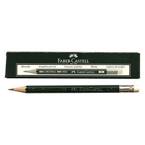 ファーバーカステル カステル9000番鉛筆 パーフェクトペンシルスペアペンシル 3本入 119038...