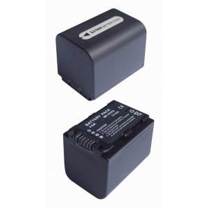 フォーチュン リチウムイオンバッテリー SONY NP-FH70 互換バッテリー HDR-CX7/H...