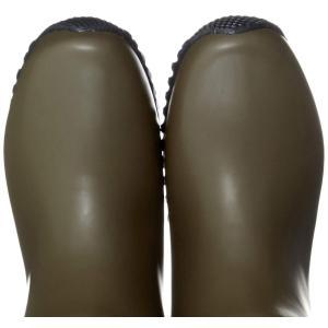 クラインガルテン 長靴 農業長靴 ロール底インソール入り CM-2901 ブラウン 27 cm 2E