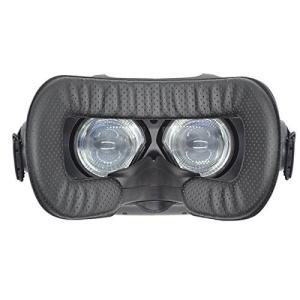 T&B HTC Vive用 革材 フェイスクッション 12mm VR MASK(2個セット)