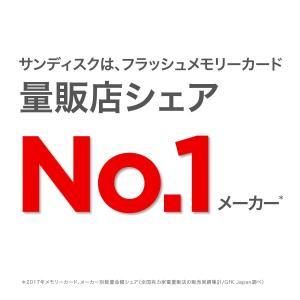 SanDisk ウルトラ プラス SDXCカード 64GB Class10 UHS-I V10 読取...
