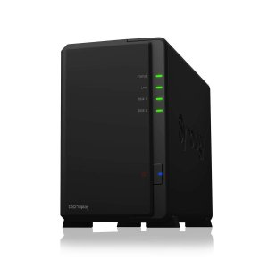 NASキットSynology DiskStation DS218play 2ベイ / クアッドコアC...