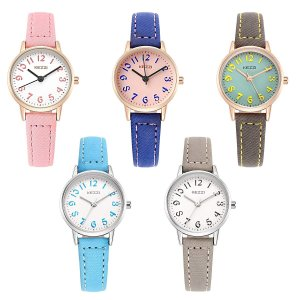 BAOSAILI キッズ 子供用腕時計 女の子用 k1564 (ピンク) 並行輸入品