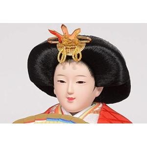 雛人形 ガラスケース 小三五サイズ 親王飾り ひな人形 No.306-121|lucia0322