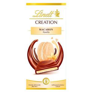 リンツ (Lindt) タブレットチョコレート クリエーション マカロン バニラ